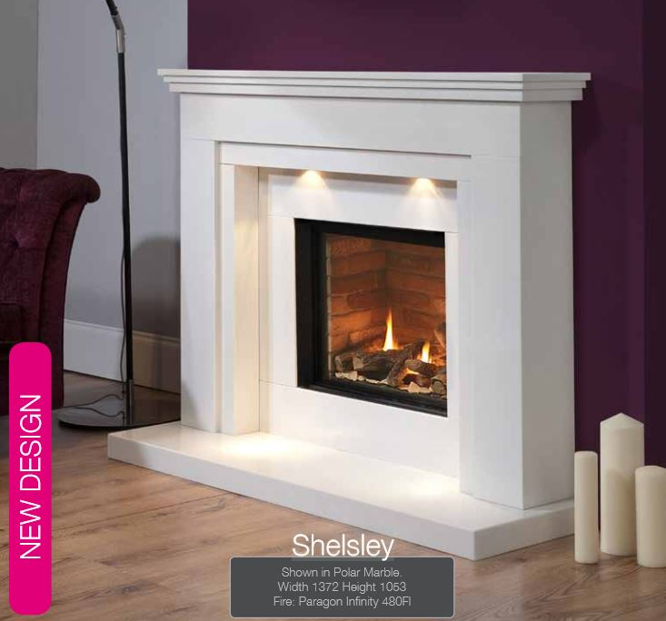 Shelsley Fireplace Surround By Worcestershire Marble