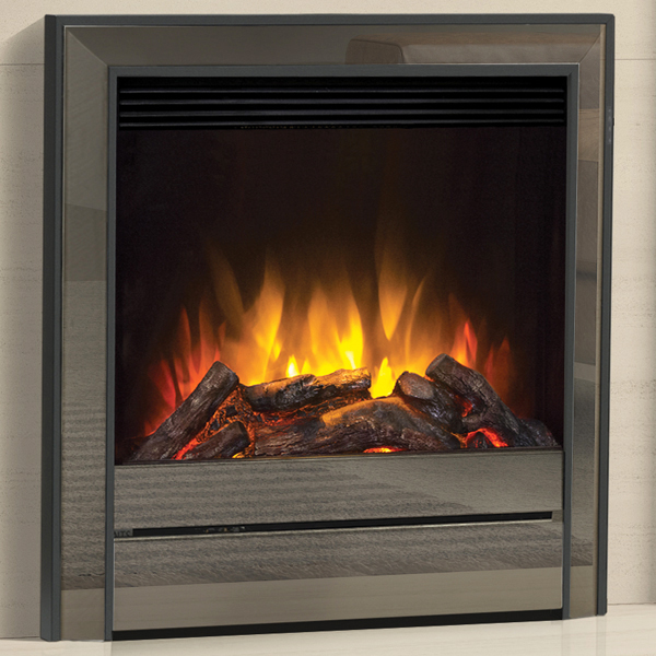 Larger Electric Hearth Mounted Ac Puddle Fireplaces