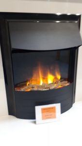 Ex Display to Clear. Flamerite Cisco Electric Fire was £530 NOW £290