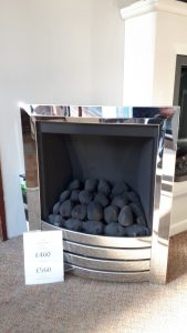 Elgin & Hall Gas Fire Slide Control Was £560 NOW £240