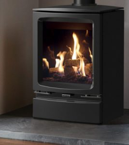 Gazco Vogue Balanced Flue Gas Stove . Was £2404. NOW £1290 . Ex Display
