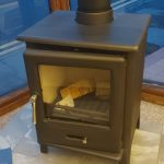 F2 Accona Stove was £695 NOW £490 ex display
