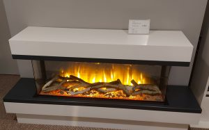 Flamerite Exo1000 Suite , choice of finish . Was £1845 NOW £1750